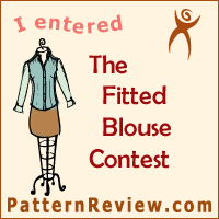 2014 Fitted Blouse - Skill Level ADVANCED