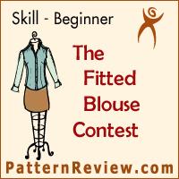 2014 Fitted Blouse - Skill Level BEGINNER