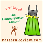 2014 FRANKENPATTERN (Sept 16th - Oct 15th)