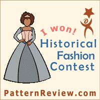 2015 Historical Fashion Contest