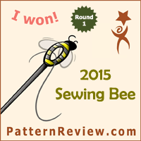 Sewing Bee 2015 - Round 1