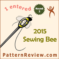 Sewing Bee 2015 - Round 2