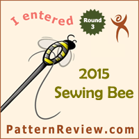 Sewing Bee 2015 - Round 3