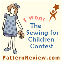 Sewing for Children Contest