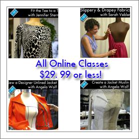 November Classes Sale
