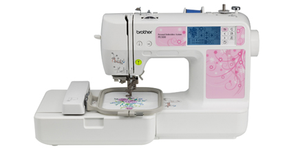 Fabulous Giveaway! The Brother PE500 Embroidery Machine! 12/14/12