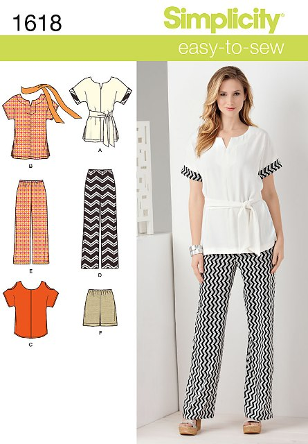 PatternReview On Facebook Beginning Sewing Projects 6060603 Amazing Sewing Patterns For Beginners