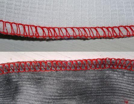 singer sewing machine with overlock stitch