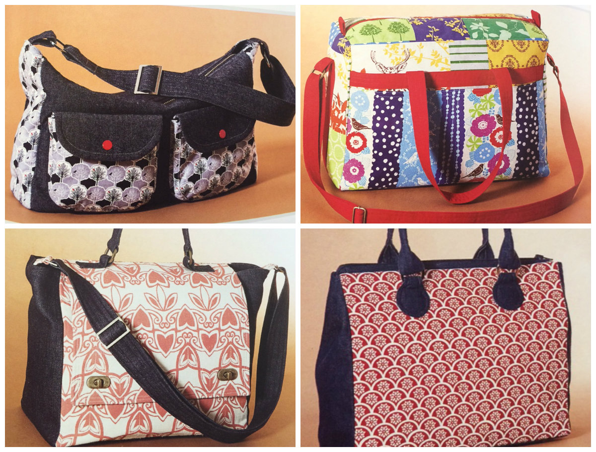 Editorial Book Review and Giveaway - A Better Bag Maker - Nicole ...