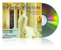 BRIDAL COUTURE, a CD book by Susan Khalje