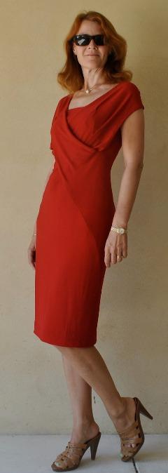 American heart association red dress contest