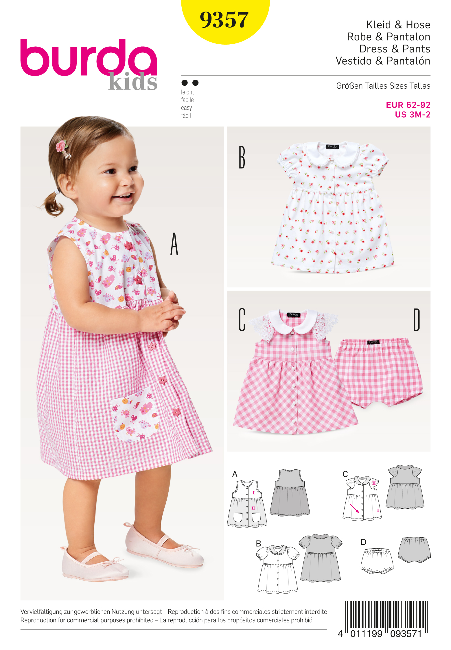 Perfect Burda Baby Nähmustern Embellishment - Decke Stricken Muster ...