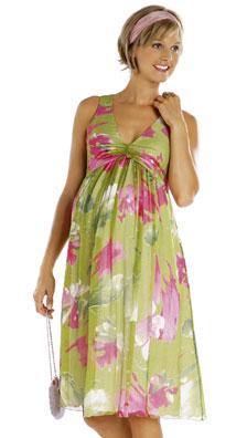 38cb85b68 Burda 7630 Misses Maternity Dress