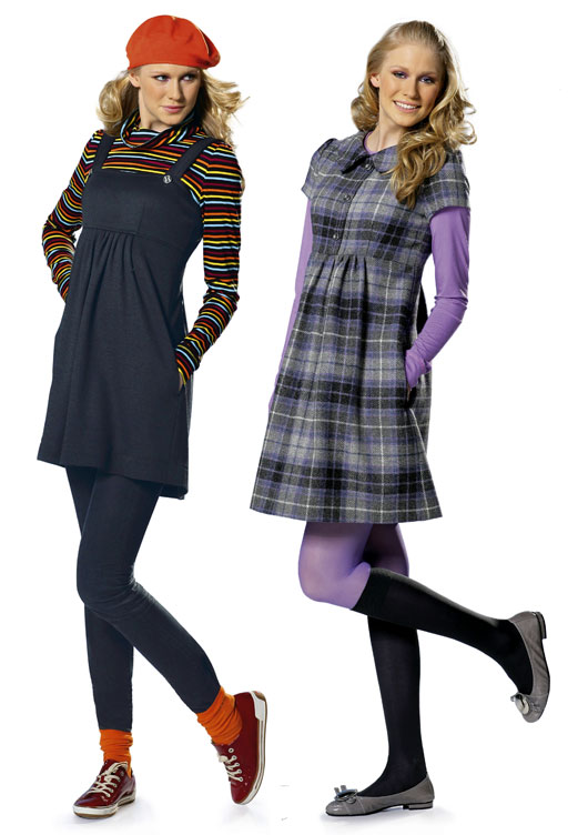 Burda 7739 Misses Dress