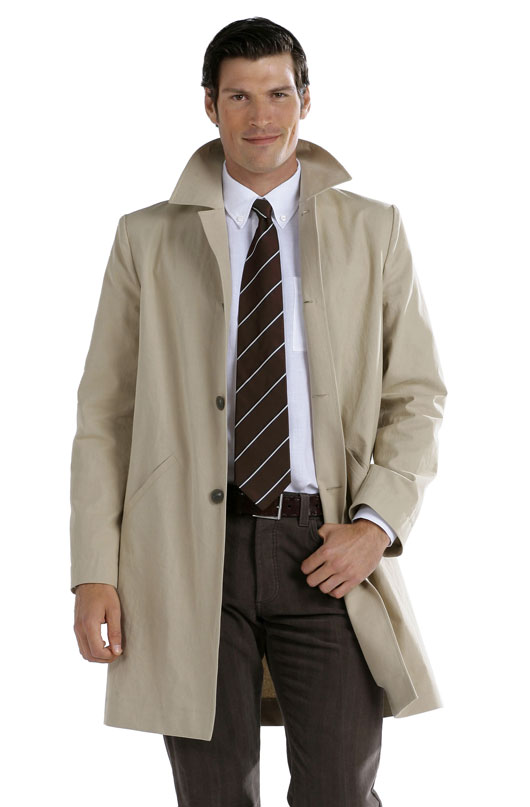 Burda 40 Mens Coat Extraordinary Mens Trench Coat Pattern