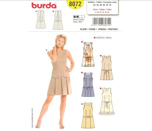 Image result for burda 8072