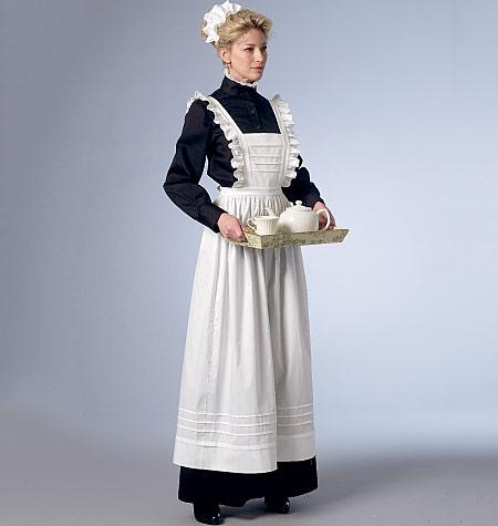 Butterick 6229 Misses Costume
