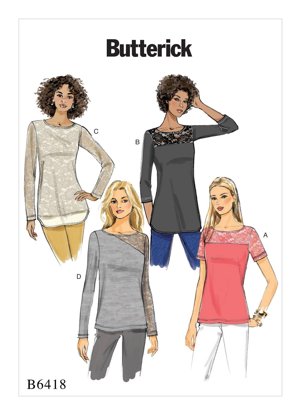 Image result for images Butterick 6418