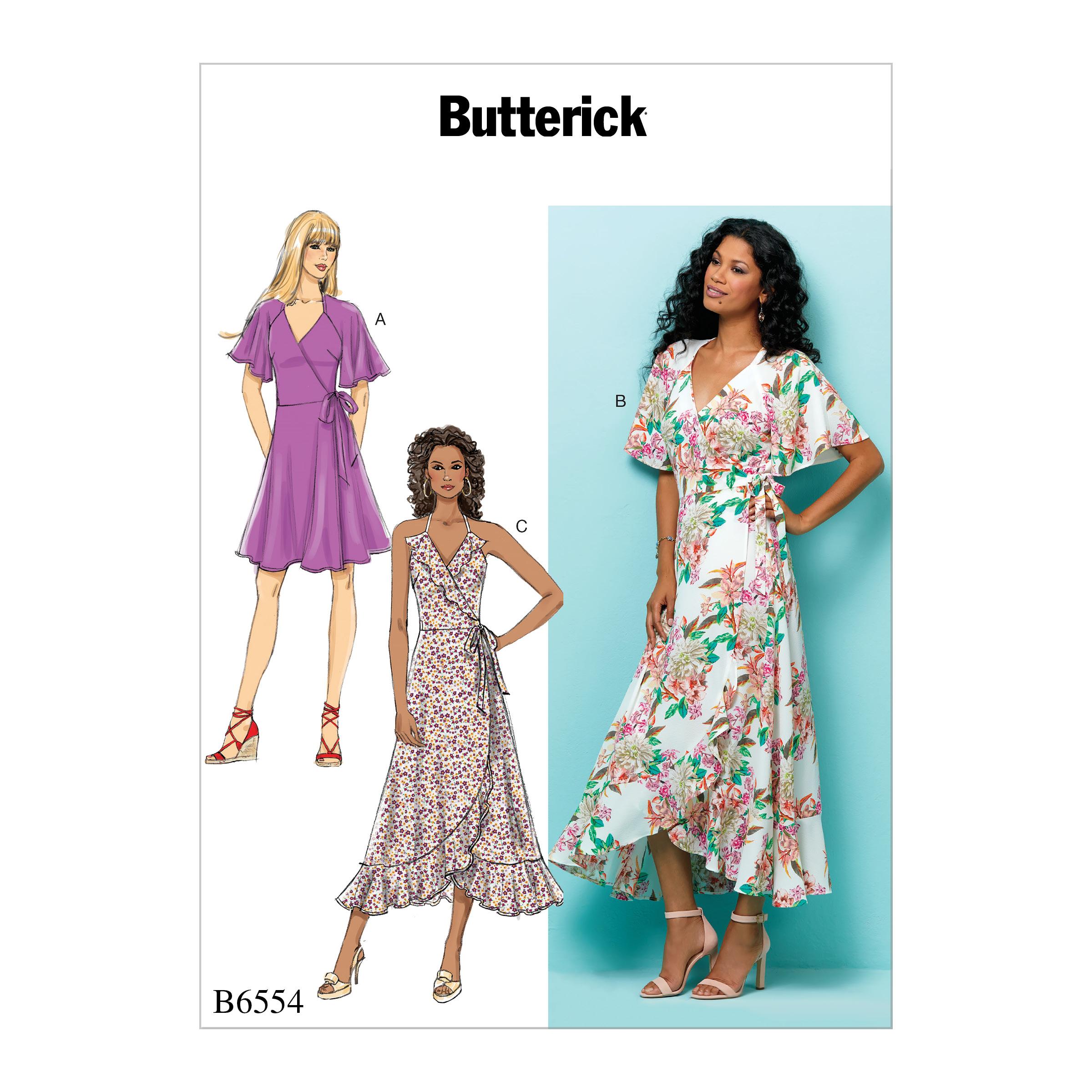 Wrap Dress Sewing Pattern Unique Decorating Ideas