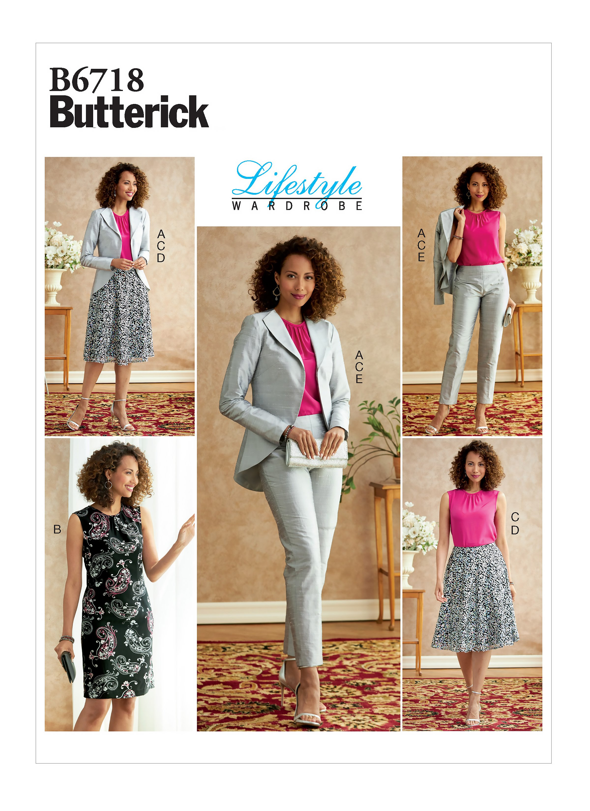 Image result for butterick 6718