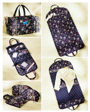 Butterick 3934 Travel Bags