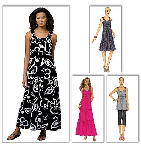 Butterick Dress Patterns