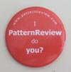 I PatternReview Button - Red