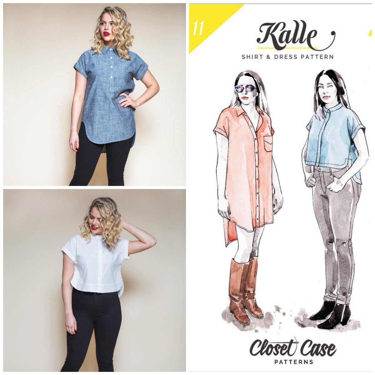 Image result for Images Kalle shirt dress