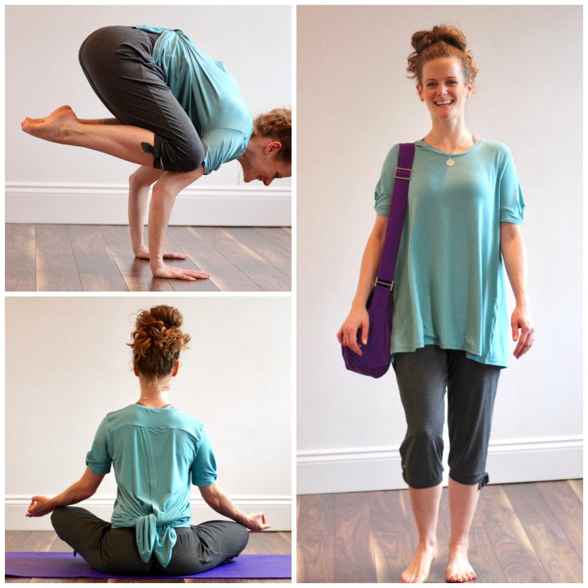 Fehr Trade 303 Knot-Maste Yoga Set Downloadable Pattern
