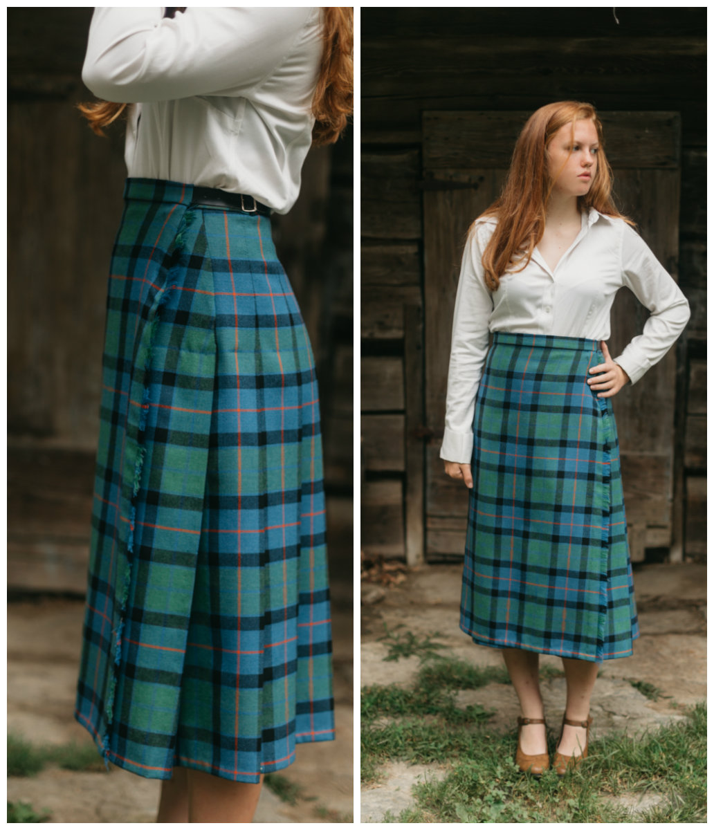 Kilt Sewing Pattern Interesting Decorating Design