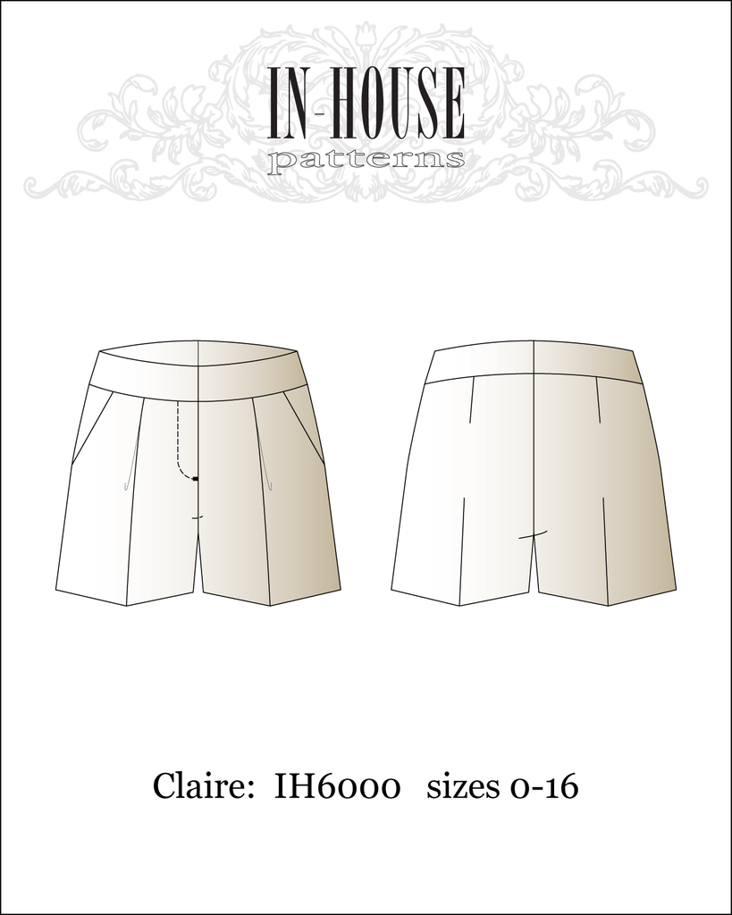 In-House 6000 Claire Downloadable Pattern