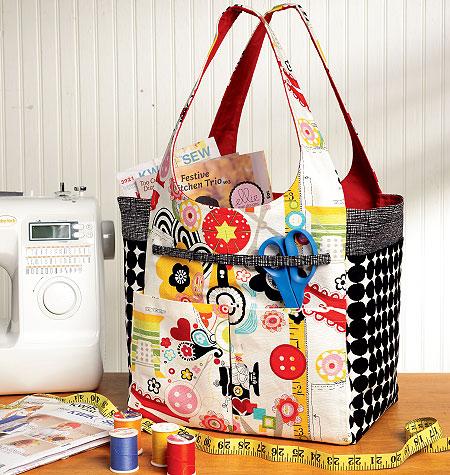 Kwik Sew 0118 Tote bags