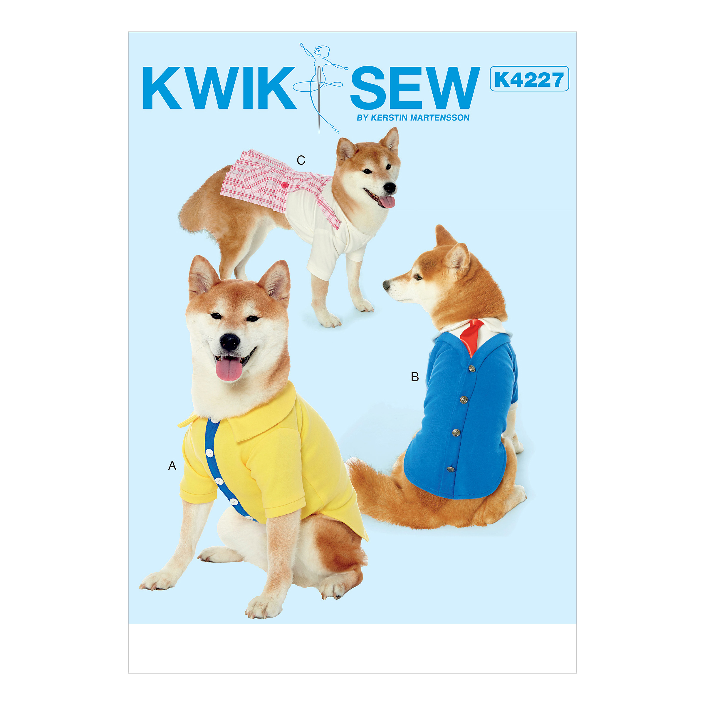 Kwik sew 4227 dog clothes prevnext jeuxipadfo Image collections