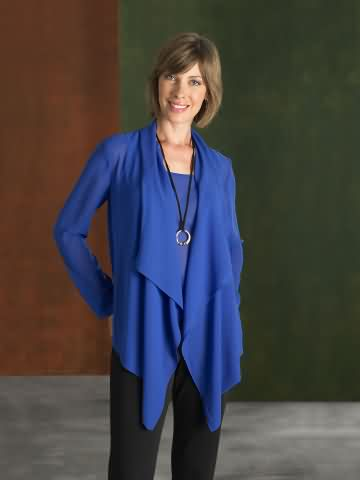 Kwik Sew 3462 Misses Jacket, Vest and Top