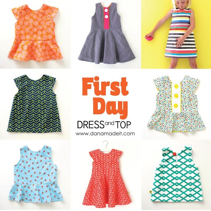 Day Dress Sewing Patterns