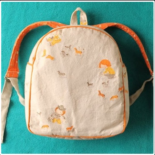 Made By Rae Toddler Backpack Unique Free Backpack Pattern