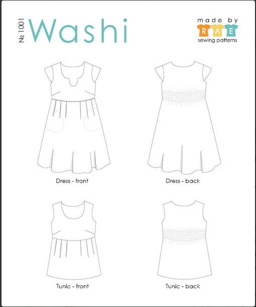 Made By Rae Washi Dress