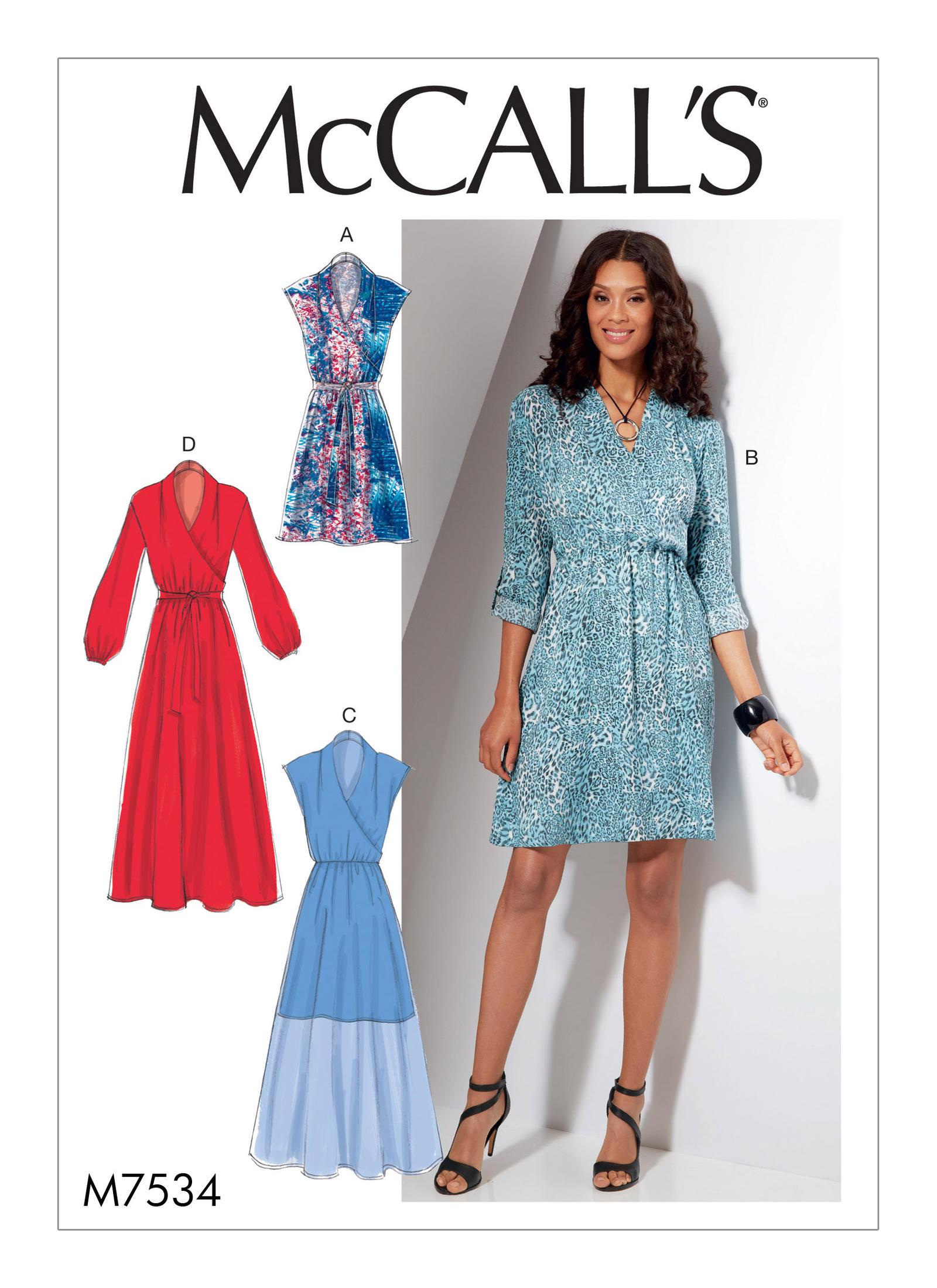 Wrap Dress Sewing Pattern Cool Ideas