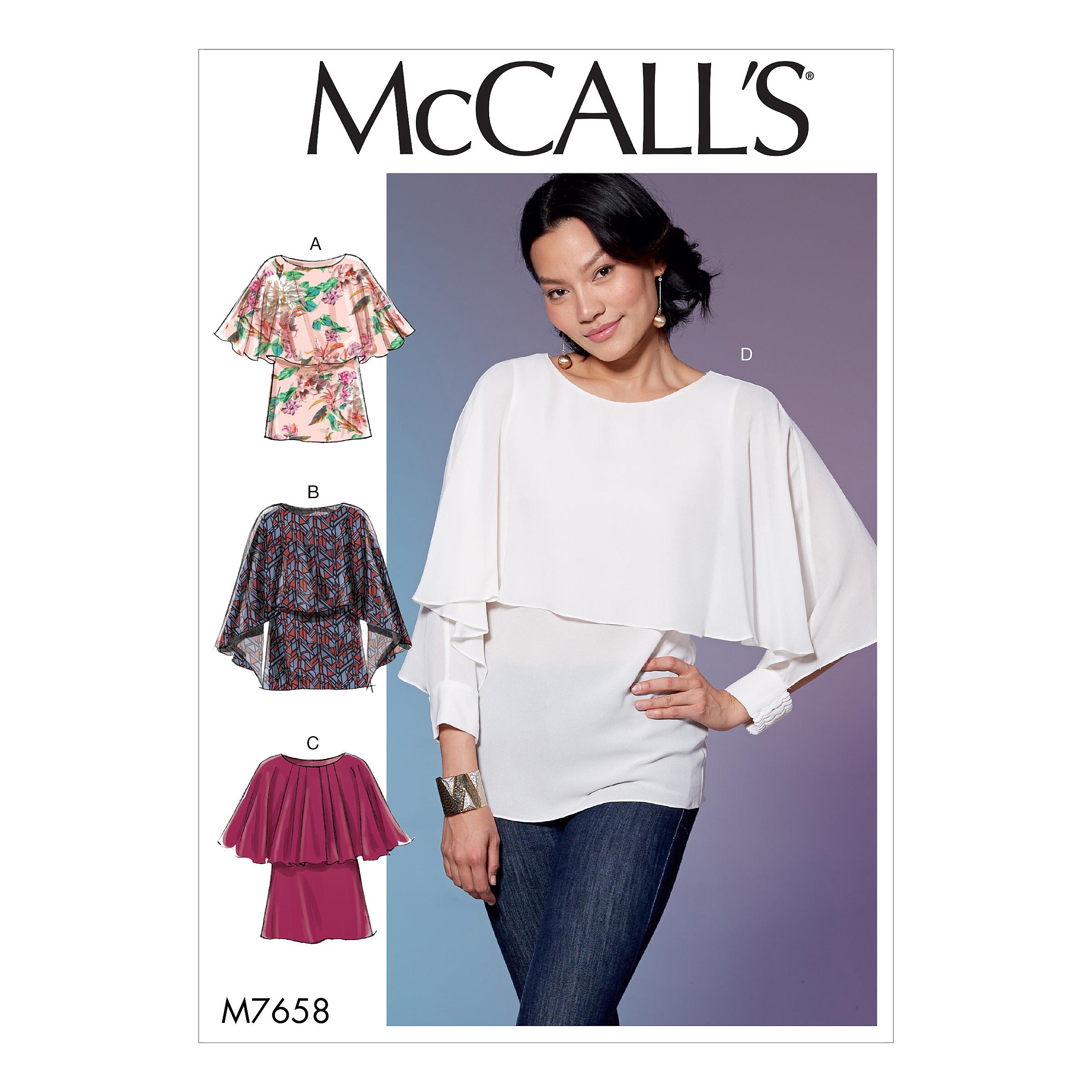 """Résultat de recherche d'images pour """"mccalls 7658"""""""