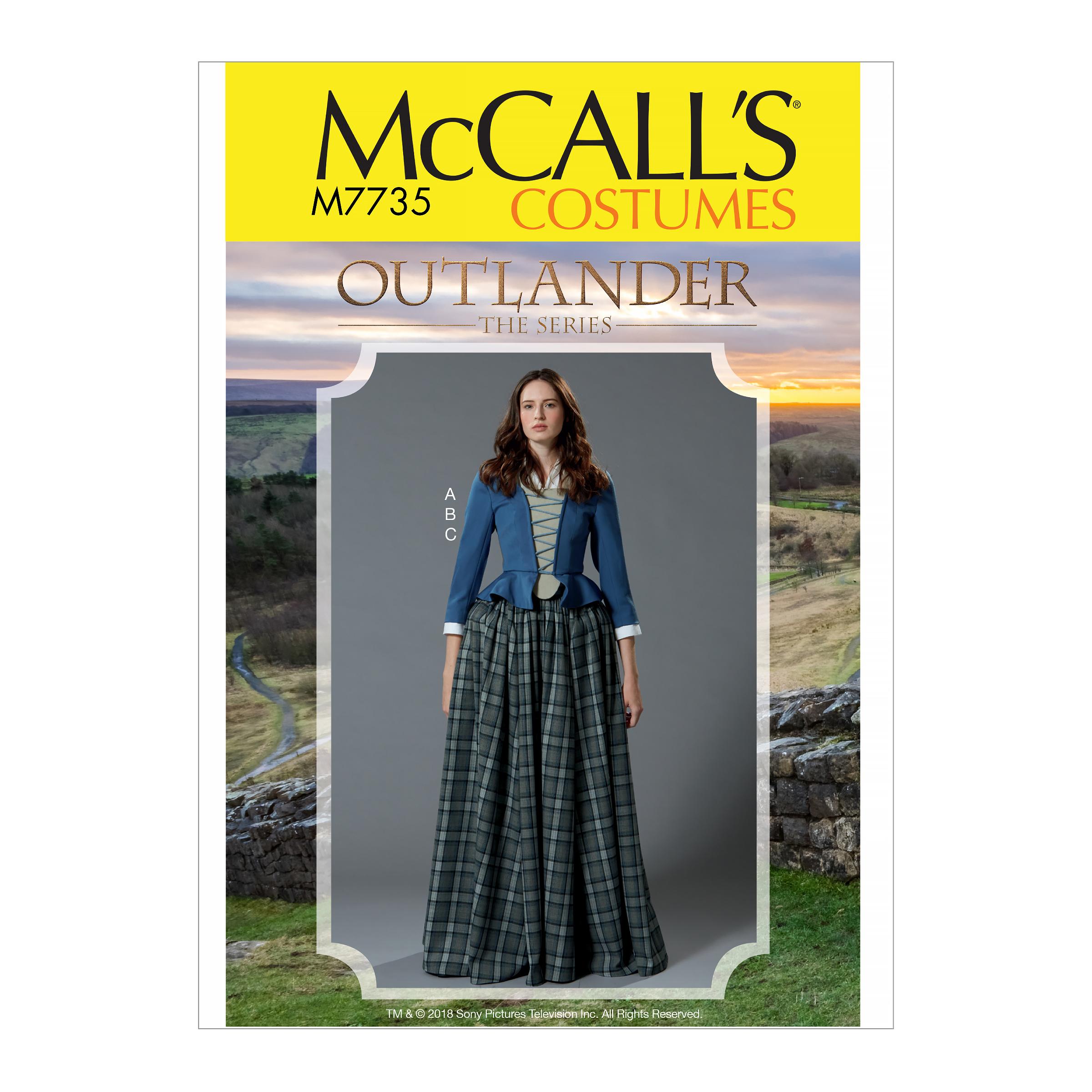 Mccalls 7735 misses costume prevnext jeuxipadfo Gallery