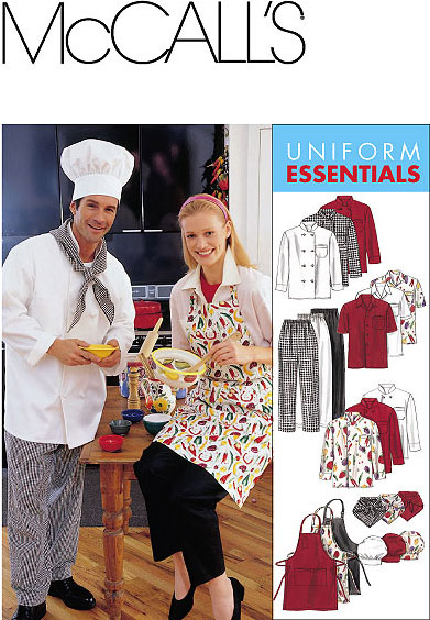 Mccall S 2233 Uniform Essentials
