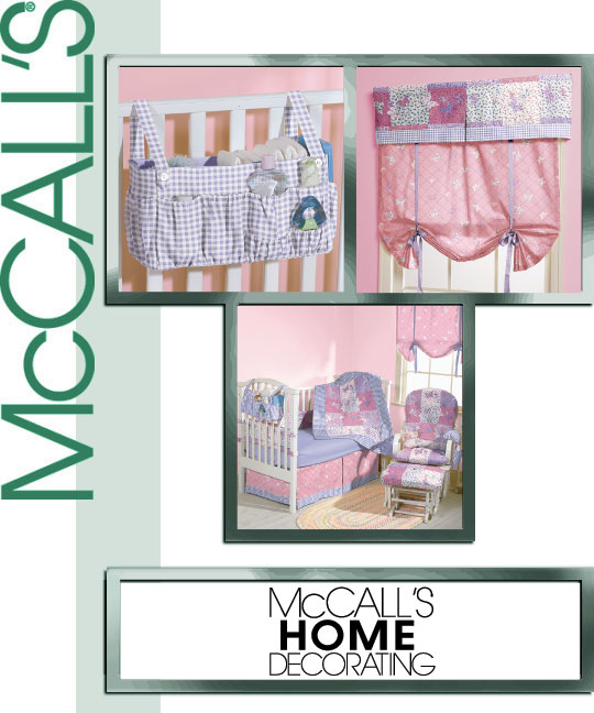 McCall\'s 4855 Baby Room Essentials