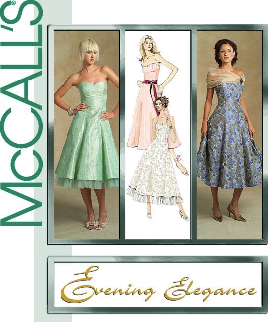 McCall\'s 5001 Prom Dress