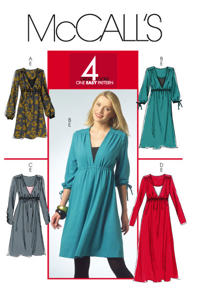 McCall's 5535 Misses/Women's Dress