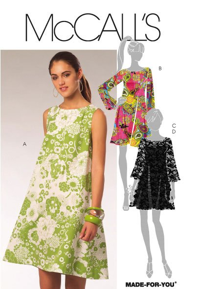 McCall's 60 Misses Petite Dress And Slip Delectable Mccalls Patterns