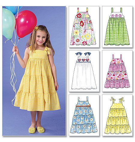 McCall/'s Kids Clothing Patterns