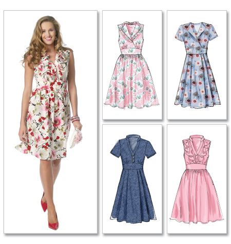 McCall's 60 Misses' Dresses Delectable Mccalls Patterns