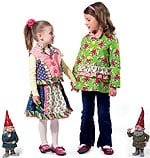 McCalls 6597 Pattern ( Size 2-3-4-5 )