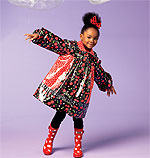 McCalls 6692 Pattern ( Size 6-7-8 )