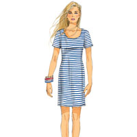 McCalls 6724 Pattern ( Size 8-10-12-14-16 )